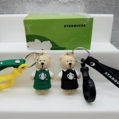 Móc Khóa Gấu Starbucks