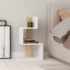Tủ gỗ đầu giường hiện đại SMLIFE Nowell