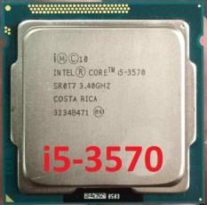 CPU Core i5-3570 Socket 1155(6M Cache,3.4Ghz up to 3.8Ghz) + keo tản nhiệt