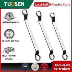 Cờ lê với 2 đầu tròng TUOSEN , Cờ lê bánh cóc, đủ size từ 6mm tới 41mm – Một sản phẩm của TUOSEN