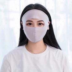 Set 3 Khẩu trang Ninja chống nắng chống tia UV