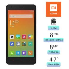 Xiaomi Redmi 2 4G LTE RAM 1GB bộ nhớ trong 8GB camera 8MP chip snapdragon 410 màn hình IPS LCD siêu đẹp
