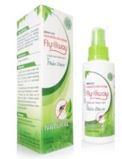 Bình xịt muỗi, côn trùng Fly away 100mL, 100% chiết xuất thảo dược -Insect Repellent Spray Fly away (completely from herbs)