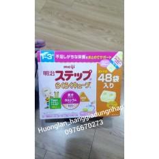 sữa MEIJI 24 THANH 648g nội địa Nhật