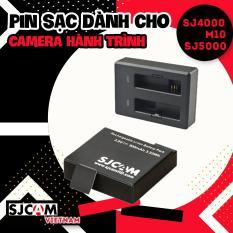 Pin sạc dành cho Camera hành trình SJCAM SJ4000 – Hãng phân phối chính thức
