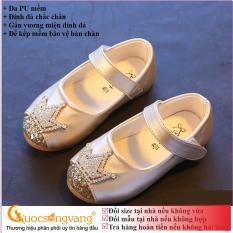 Giày bé gái đẹp giày công chúa bé gái GLG008
