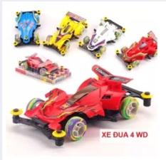 ( CỰC HÓT ) Ô tô đồ chơi mô hình xe đua chạy pin