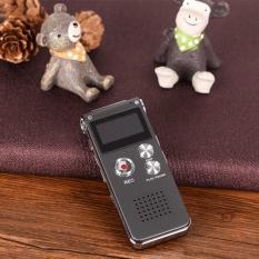 May ghi âm sạc pin 8Gb, thiết bị ghi lại giọng nói, dụng cụ cần thiết cho nhà báo, phóng viên, thiết bị thu âm mini chất lượng cao – Uy tín, chất lượng cao bán chạy năm 2019