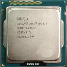 CPU Intel® Core i5 3570 TRAY kèm keo tản nhiệt + Fan