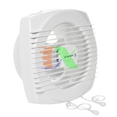 Quạt thông gió, quạt thông khí, quạt hút gió cho lều trồng, nhà vệ sinh, nhà tắm, bếp KHG-100 (15W)