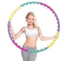 Vòng lắc eo giảm cân massage hoop