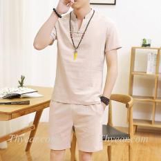 (RẺ VÔ ĐỊCH) bộ quần áo đũi nam ngắn tay chất siêu mát !!!! mặc nhẹ như không!!!