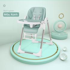 Ghế ăn dặm cho bé Chilux Grow S – Có thể gấp gọn – Bàn ăn rộng, Nhiều nấc điều chỉnh độ cao ghế – Bảo hành 1 năm