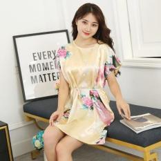 Áo Váy Ngủ Lụa Đẹp VAY15 tặng 1 thẻ tích điểm tại gian hàng Sieuthimuasam