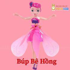 Búp bê biết bay điều khiển bằng cử chỉ tay Flutterbye Fairy vui nhộn cho bé yêu
