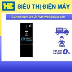 Tủ lạnh Aqua AQR-IW378EB(BS)
