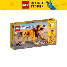 LEGO CREATOR 31112 Sư Tử Hoang Dã ( 224 Chi tiết)