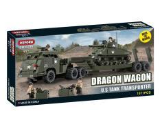 Đồ chơi lắp ghép xe tăng quân đội Oxford BM35218