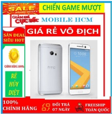 """Điện Thoại """" HTC 10 đủ màu – RAM: 4 GB Bộ nhớ trong: 32 GB -Chơi PUBG-Free Fire mượt-"""