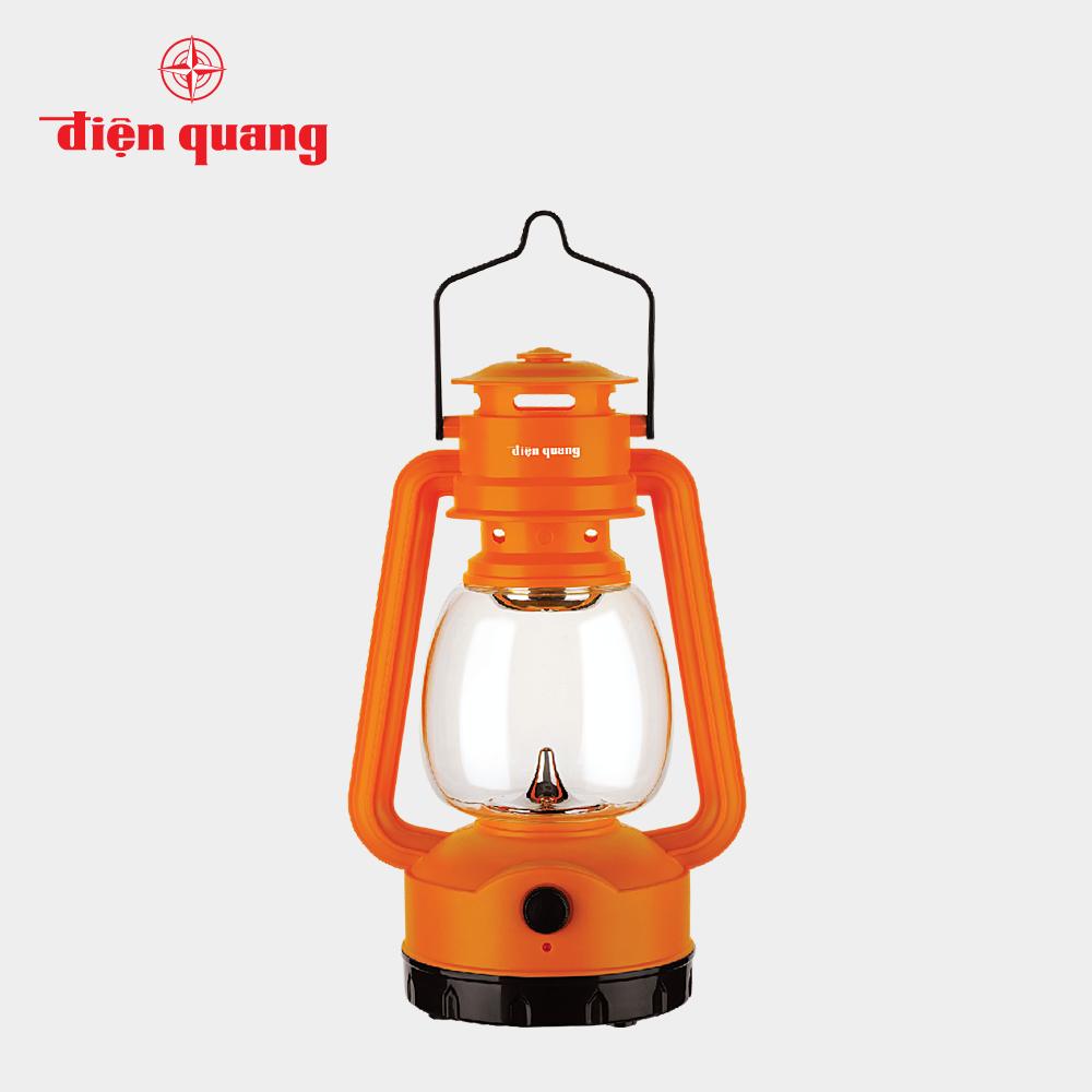 Đèn sạc Led Điện Quang ĐQ PRL05 O (1W, daylight, cam)