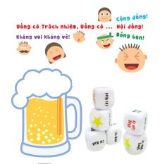 Xí ngầu uống bia ngàn ly không say – Xúc xắc xí ngầu ăn nhậu vui chơi tăng tình chiến hữu