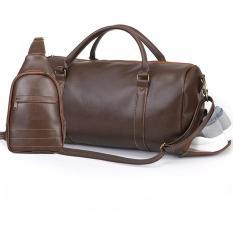 Túi du lịch cao cấp HANAMA tặng kèm túi đeo chéo N5-S18