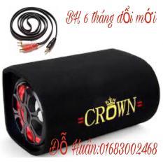 Loa Crown 6 Tròn BH 6 Tháng Đổi Mới