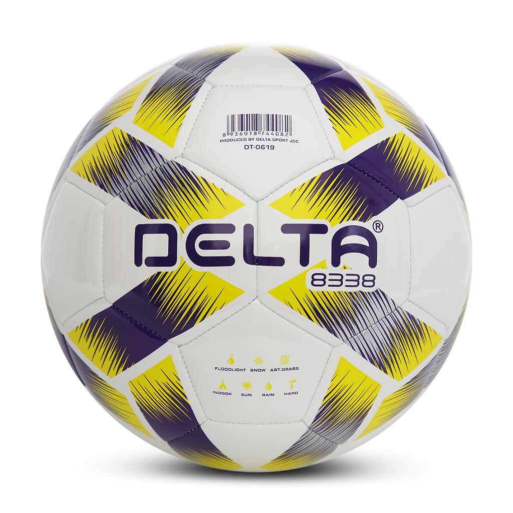 Bóng may máy Delta 6699-5M – Tặng kim bơm và lưới đựng bóng