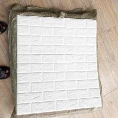 15 Tấm xốp dán tường giả gạch 70x77cm