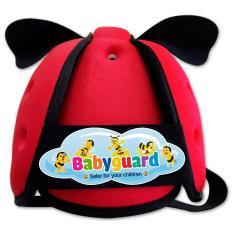 Mũ bảo hiểm bảo vệ đầu trẻ em BABYGUARD – hàng chính hãng (Nón an toàn cho bé tập bò, tập đi, đạp xe, đi xe máy)Xanh Mickey