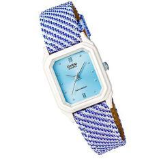 Đồng hồ nữ dây vải Casio LQ-142LB-2a2DF