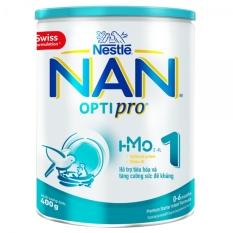 Sữa Bột Nestlé NAN Optipro 1 (400g)