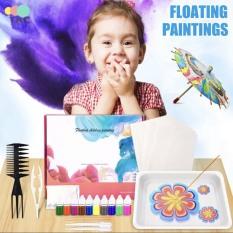 Bộ vẽ nghệ thuật nước đặc sắc tố nước cho giấy nghệ thuật – Dụng cụ nghệ thuật DIY – Bộ 8 màu