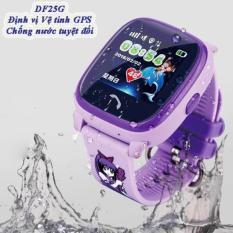 Đồng hồ Định vị giám sát trẻ em DF25G chống nước tuyệt đối IP67 ( có GPS )