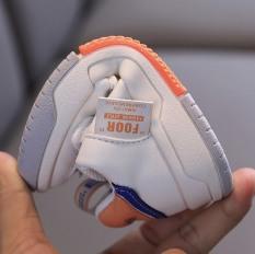 Giày Sneaker Cho Bé Trai Bé Gái Size 21-30 Mã N-25