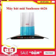 Hút mùi kính cong Sunhouse SHB6626( kích thước 70)