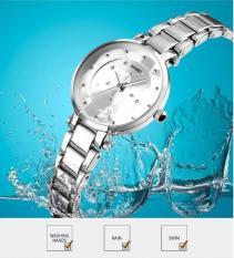 Đồng hồ nữ dây thép SKM1411 (chính hãng) – DH231 232