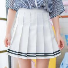 Chân Váy Xếp Ly Nữ Hàn Quốc – Pk Cv02(thủy thủ)