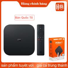 ANDROID TV BOX MIBOX S 4K QUỐC TẾ CHÍNH HÃNG XIAOMI