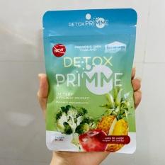 60 viên Khử mỡ Detox Primme 2020 chiết xuất rau củ