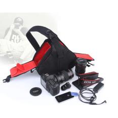 Balo máy ảnh đeo chéo quai DSLR Caden K1