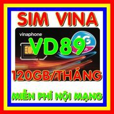 SIM 4G – Thánh sim 4G Vinaphone VD89P tặng 120gb/tháng + Gọi nội mạng miễn phí + Tặng 50 phút gọi ngoại mạng – Shop Sim Giá Rẻ