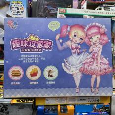 Đồ Chơi Noel – Búp Bê Nhà Bếp – Đồ Chơi Trẻ Em Toy Mart