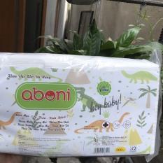 Khăn vải khô đa năng Aboni vệ sinh an toàn 100% cotton 300 tờ