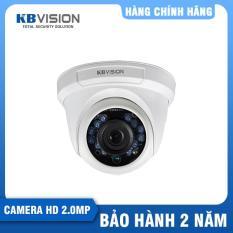 CAMERA KBVISION HD KX-2012M 2.0MP – HÀNG CHÍNH HÃNG – BẢO HÀNH 24 THÁNG
