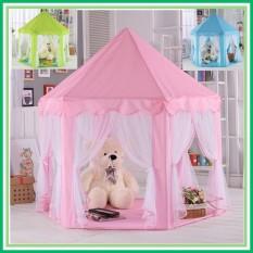 Lều công chúa, hoàng tử mẫu mới S2 dành cho các bé vui chơi trong nhà, dã ngoại ngoài trời ( HÀNG LOẠI 1 )