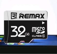 Thẻ nhớ 32 GB Remax chính hãng + TẶNG ĐẦU ĐỌC THẺ NHỚ TIỆN DỤNG