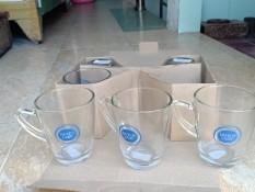 Combo 6 LY THỦY TINH – Quà tặng từ sữa Dutch Lady