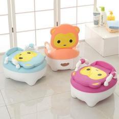 Ghế bô vệ sinh cho bé ngộ nghĩnh nhiều mẫu, nhiều màu đáng yêu