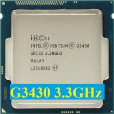 Bộ vi xử lý Intel CPU G3430 3.30GHz ,55w 2 lõi 4 luồng, 3MB Cache Socket Intel LGA 1150